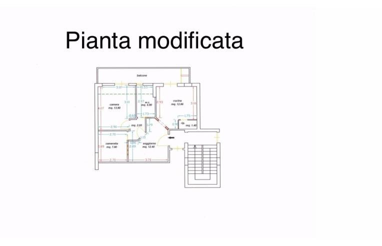 Foto 7 - Appartamento in Vendita da Privato - Capo d'Orlando (Messina)