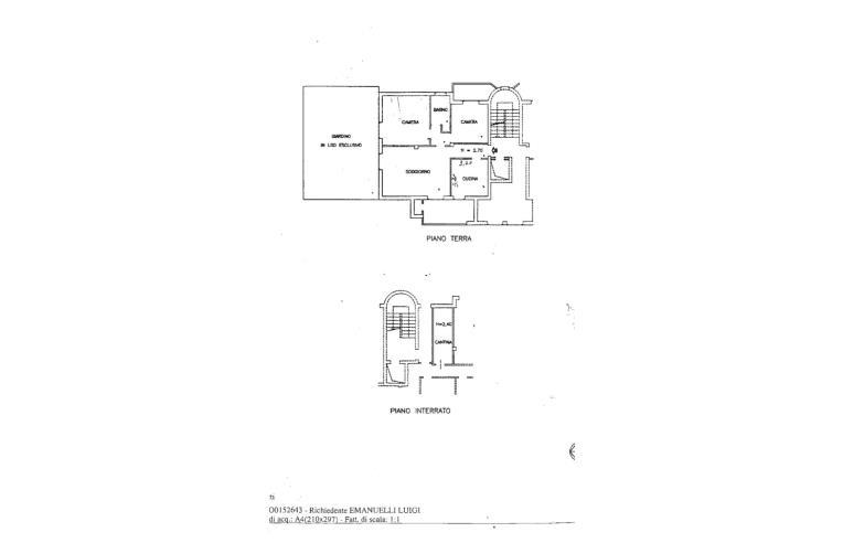 Foto 1 - Appartamento in Vendita da Privato - Trecate (Novara)