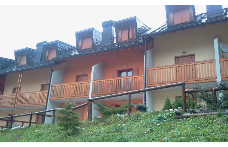 Foto 2 - Villetta a schiera in Vendita da Privato - Chiusaforte, Frazione Sella Nevea