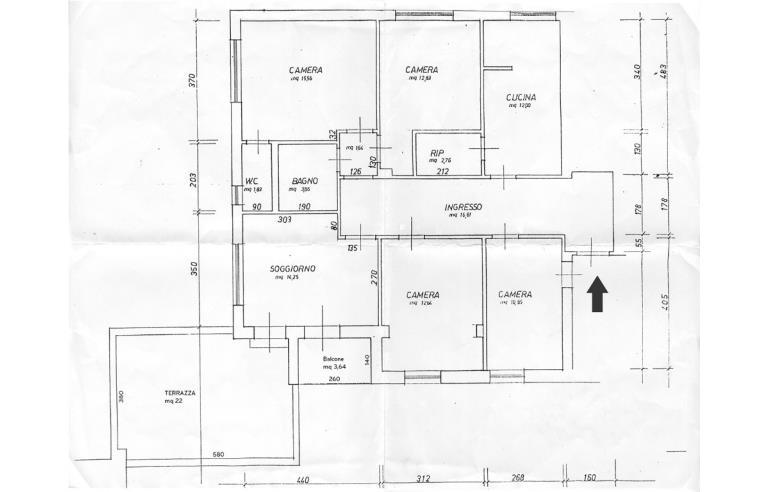 Foto 7 - Appartamento in Vendita da Privato - Pisa, Zona Quartiere San Francesco