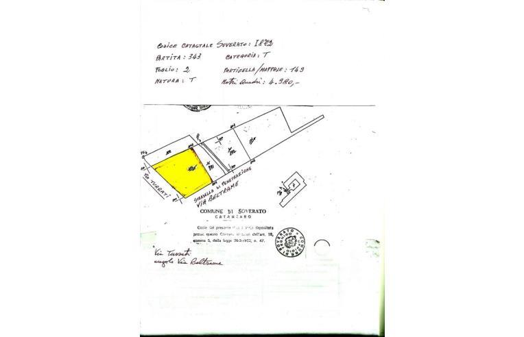 Foto 6 - Terreno Agricolo/Coltura in Vendita da Privato - Soverato, Frazione Soverato Marina