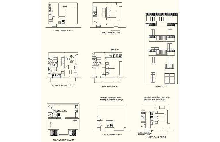 Foto 2 - Casa indipendente in Vendita da Privato - Lamezia Terme, Frazione Nicastro