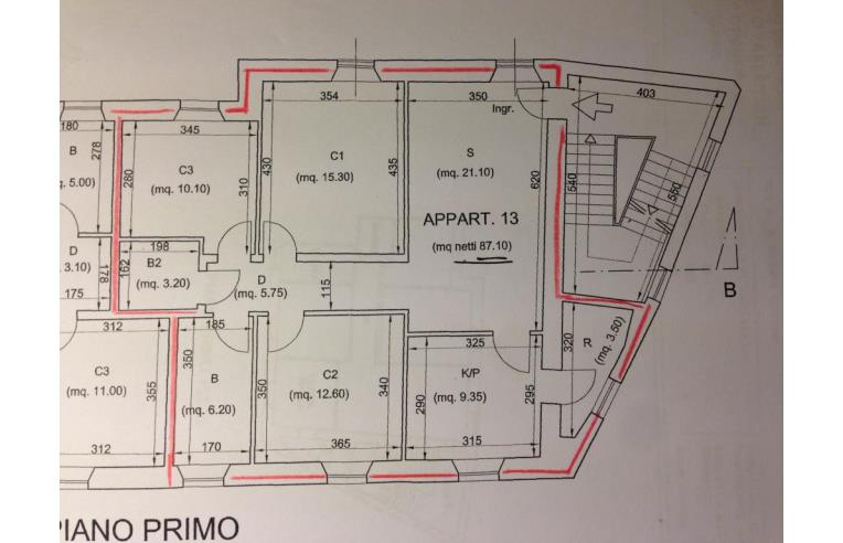 Foto 8 - Appartamento in Vendita da Privato - Massarosa, Frazione Quiesa
