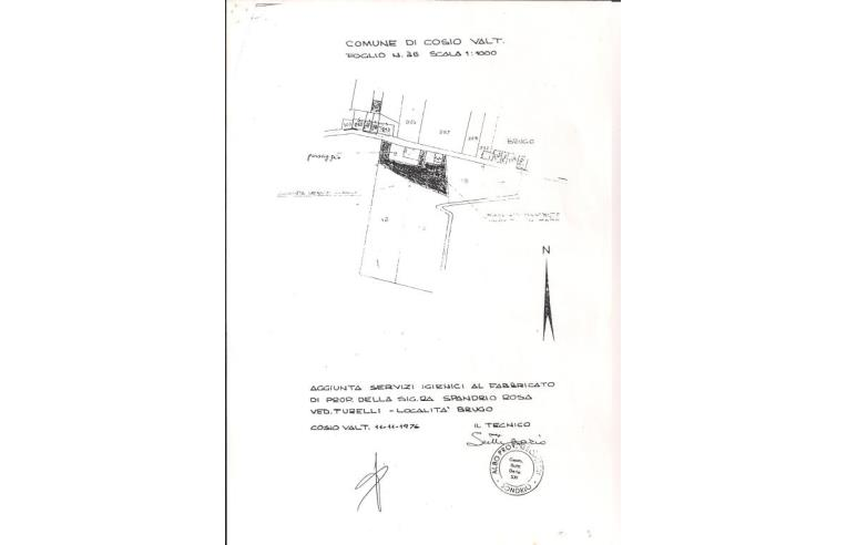 Foto 5 - Appartamento in Vendita da Privato - Cosio Valtellino, Frazione Regoledo