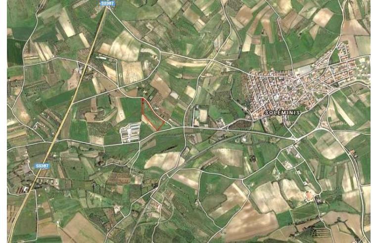 Foto 2 - Terreno Edificabile Industriale in Vendita da Privato - Soleminis (Cagliari)