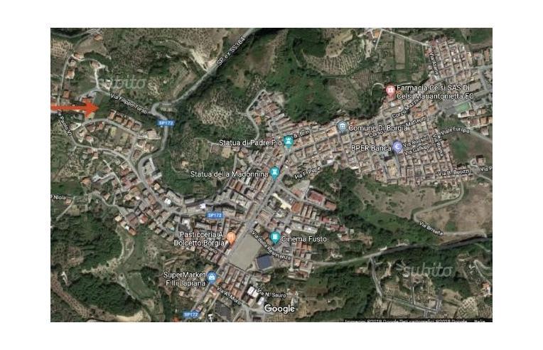 Foto 1 - Terreno Edificabile Residenziale in Vendita da Privato - Borgia (Catanzaro)