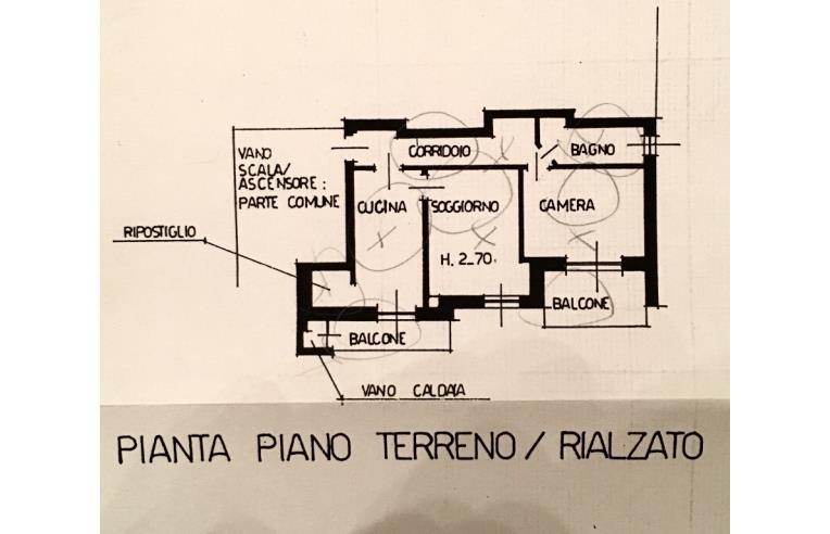 Foto 8 - Appartamento in Vendita da Privato - Vigliano Biellese (Biella)