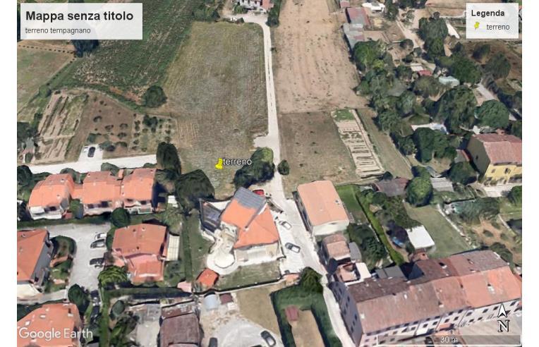 Foto 1 - Terreno Edificabile Commerciale in Vendita da Privato - Lucca, Zona Tempagnano Di Lunata
