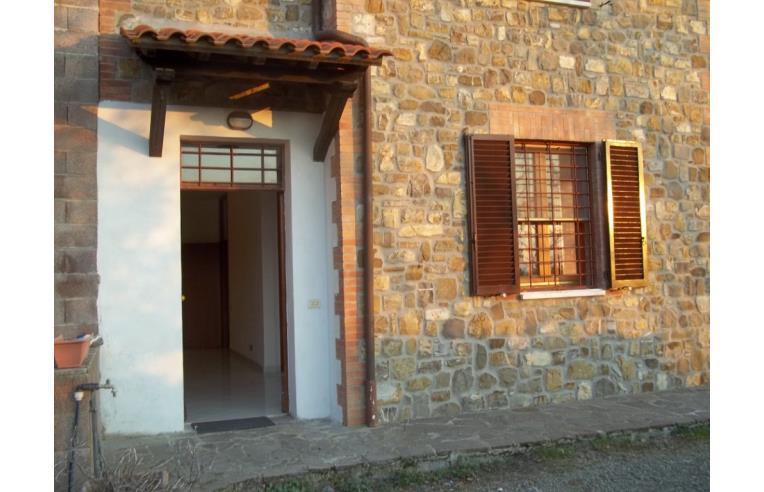 Foto 1 - Villetta a schiera in Vendita da Privato - Montalcino (Siena)