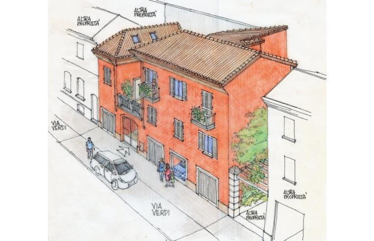 Privato vende casa indipendente bilocale al secondo piano for Casa al secondo piano