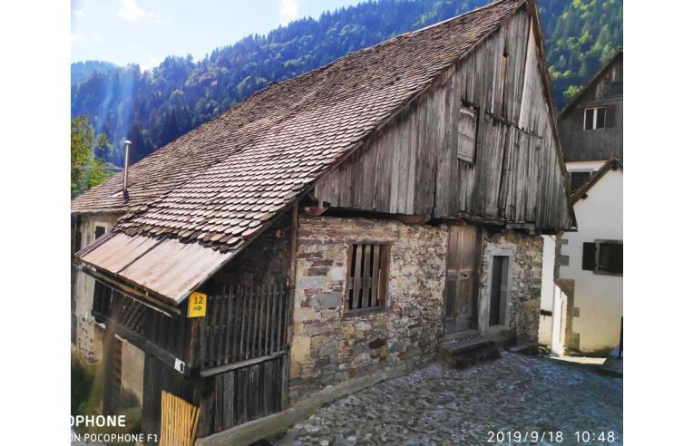 Foto 2 - Rustico/Casale in Vendita da Privato - Prato Carnico, Frazione Pesariis