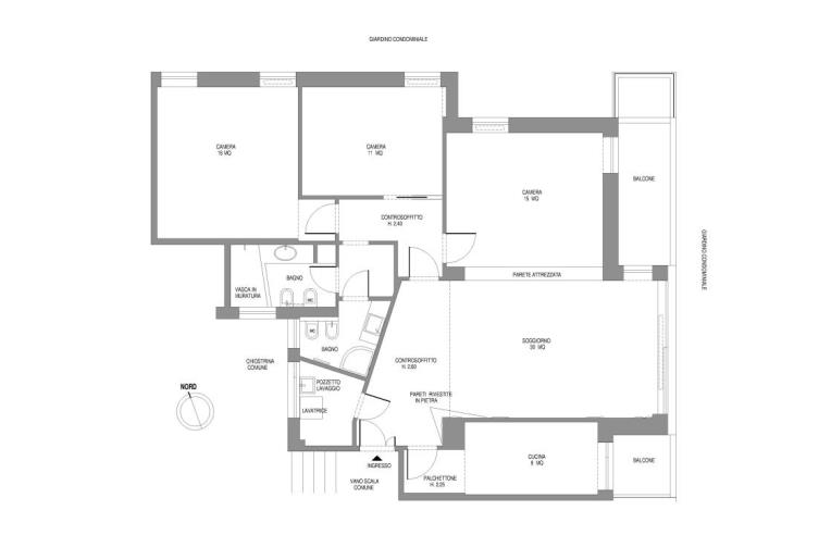 Appartamenti In Vendita Zona Villa Bonelli Roma