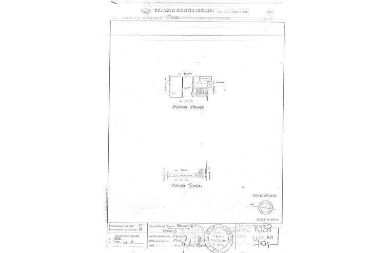 Foto 1 - Appartamento in Vendita da Privato - Pisa, Zona Centro Storico
