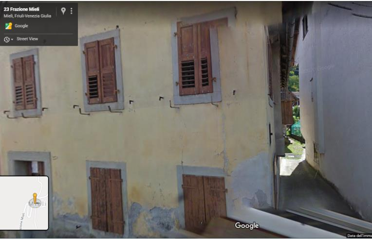 Foto 2 - Casa indipendente in Vendita da Privato - Comeglians, Frazione Mieli