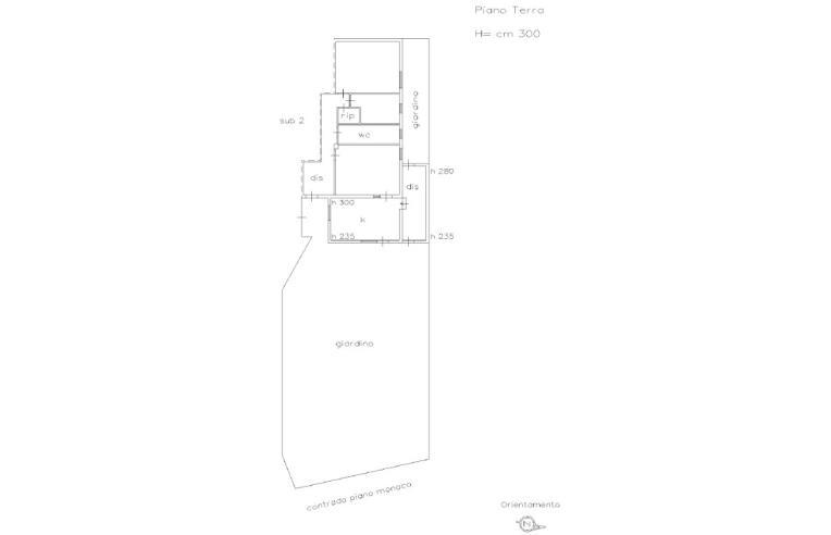 Foto 1 - Casa indipendente in Vendita da Privato - Carini, Frazione Villa Grazia Di Carini