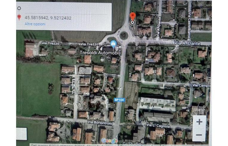 Foto 2 - Terreno Edificabile Commerciale in Vendita da Privato - Vaprio d'Adda (Milano)
