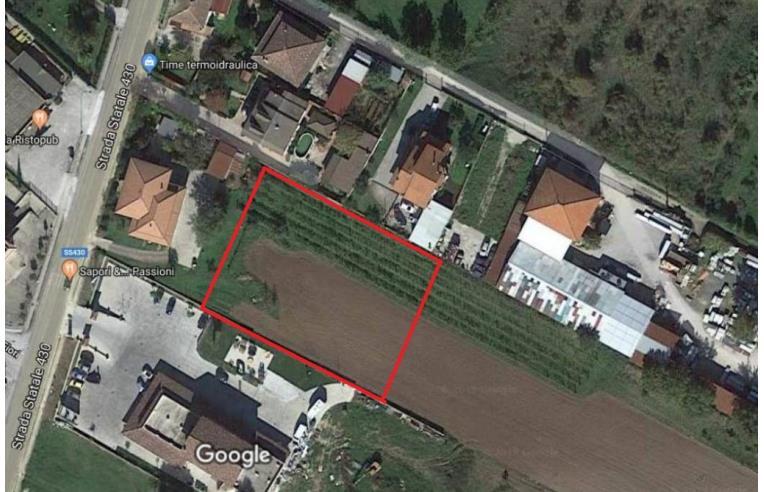 Foto 2 - Terreno Edificabile Residenziale in Vendita da Privato - Rocca D'Evandro (Caserta)