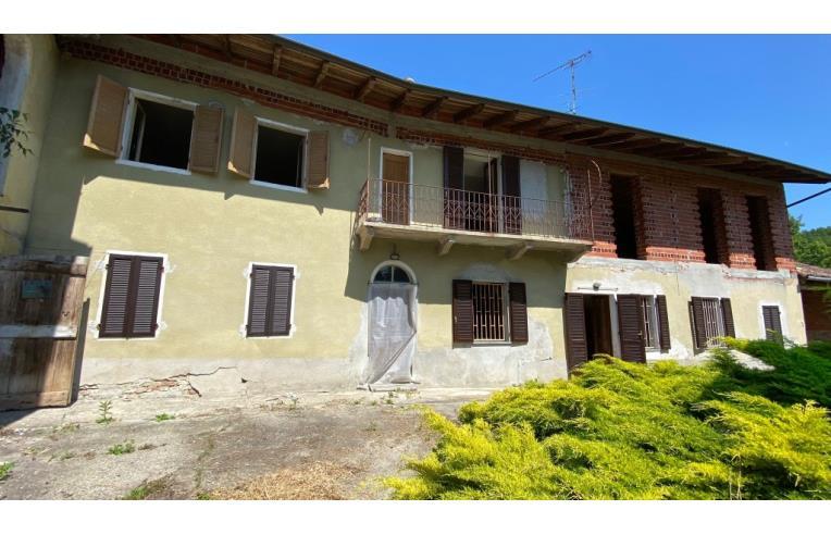 Foto 1 - Rustico/Casale in Vendita da Privato - Villamiroglio, Frazione Vallegioliti