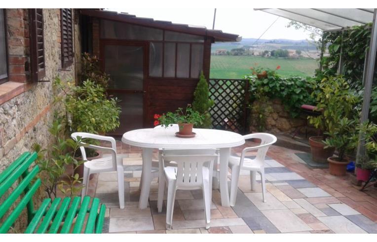 Foto 7 - Porzione di casa in Vendita da Privato - Monteriggioni, Frazione Lornano