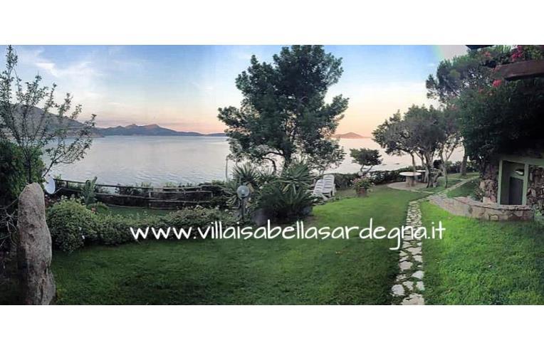 Privato affitta casa vacanze villasimius sardegna casa fronte mare con giardino annunci - Affitto casa con giardino ...