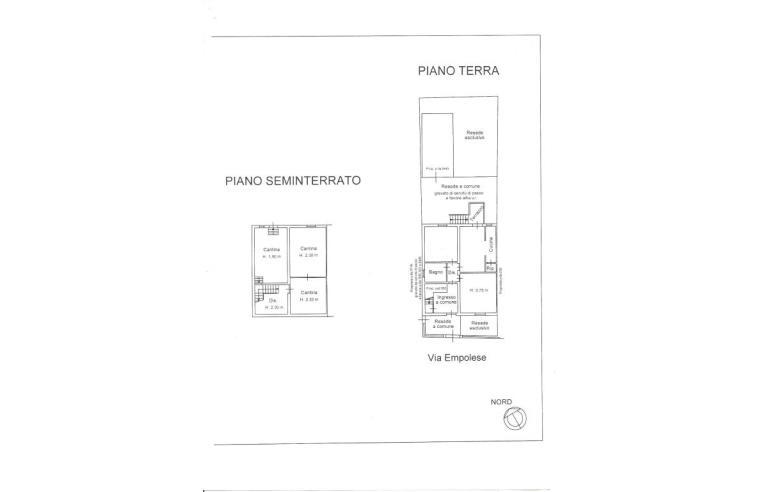 Foto 8 - Casa indipendente in Vendita da Privato - Vinci, Frazione Spicchio-Sovigliana