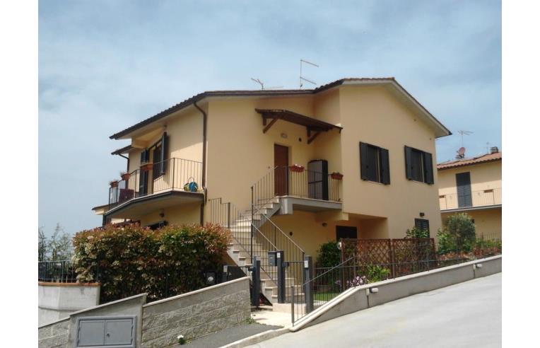 Privato vende appartamento graziosa villetta a schiera - Altezza alberi giardino privato condominio ...