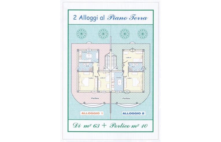 Privato vende villetta a schiera lotti di mq 250 con for 3 piani di piani a schiera di 3 piani