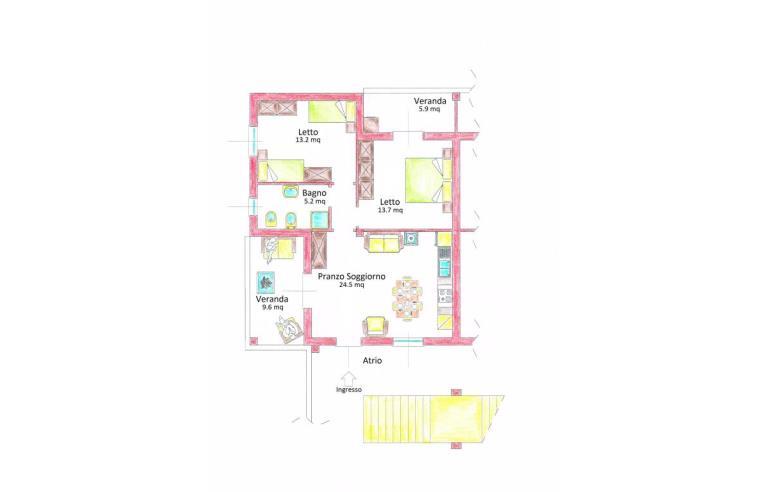 Foto 1 - Appartamento in Vendita diretta da Costruttore - Siniscola, Frazione La Caletta