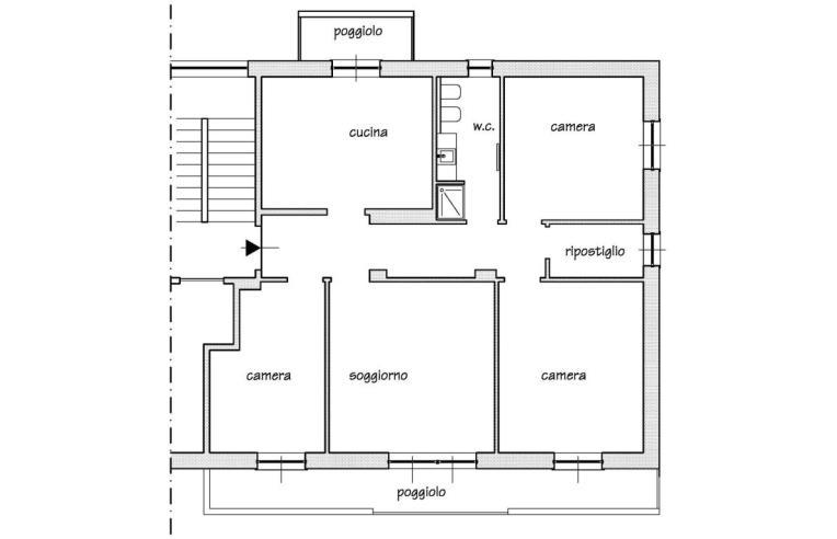 Foto 1 - Appartamento in Vendita da Privato - Genova, Zona Sestri Ponente