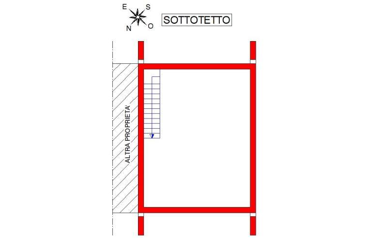Foto 7 - Villetta a schiera in Vendita da Privato - Casole d'Elsa, Frazione Pievescola