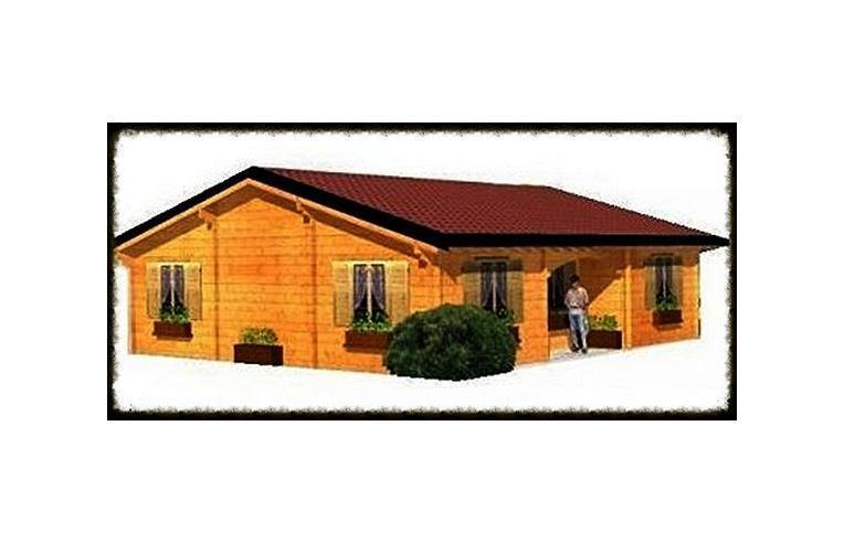 Privato Vende Casa Indipendente Case Di Legno Prefabbricati Di