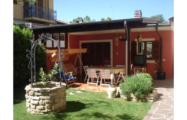 Privato affitta appartamento vacanze loft turistico con giardino esclusivo annunci fano - Casa vacanza con giardino privato liguria ...