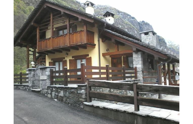 appartamento in villa di montagna valsesia