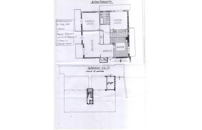 Privato vende appartamento abitazione con garage all for 1 piano garage con abitazione