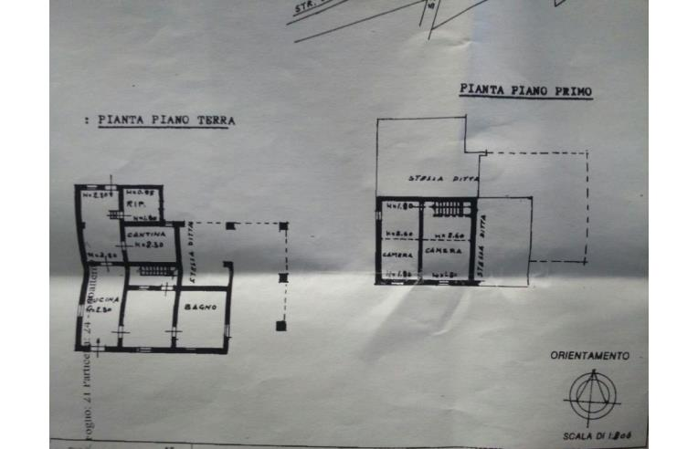 Foto 1 - Casa indipendente in Vendita da Privato - Fidenza, Frazione Castione Marchesi