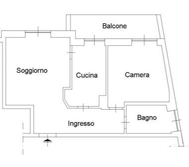 Privato affitta appartamento piramide annunci roma for Affitto uffici roma piramide